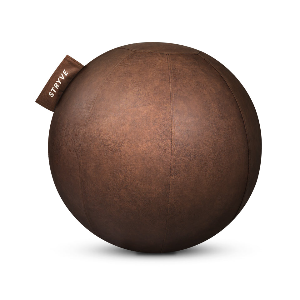 STRYVE - Active Ball | Natural Brown