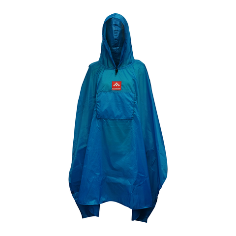 Basekamp Packable Poncho Tarp