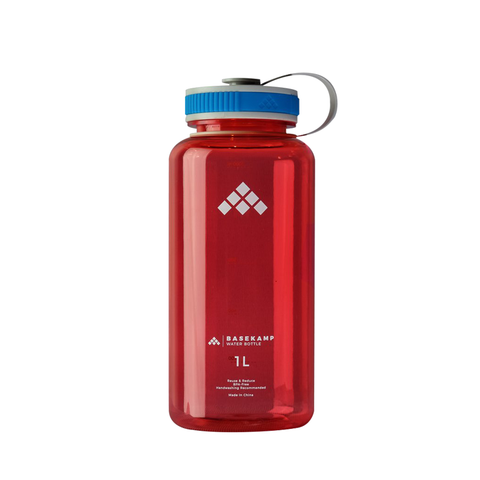 Basekamp Water Bottle Wide Mouth 1L