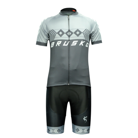 Brusko Active Bib Set Cycling Jersey