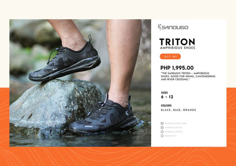 Sandugo Triton Shoes