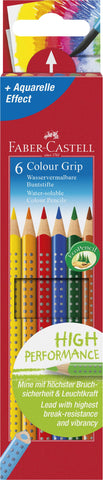 Faber-Castell Colour Grip Buntstift Kartonetui
