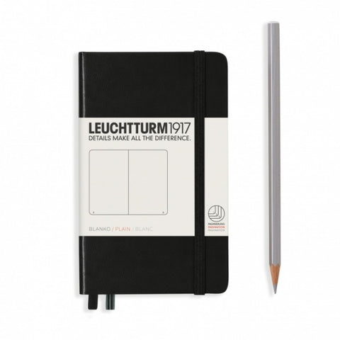 Leuchtturm1917 Notizbuch Pocket A6 Hardcover