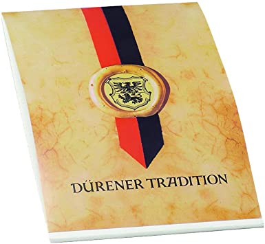 Rössler Dürener Tradition Briefblock A5