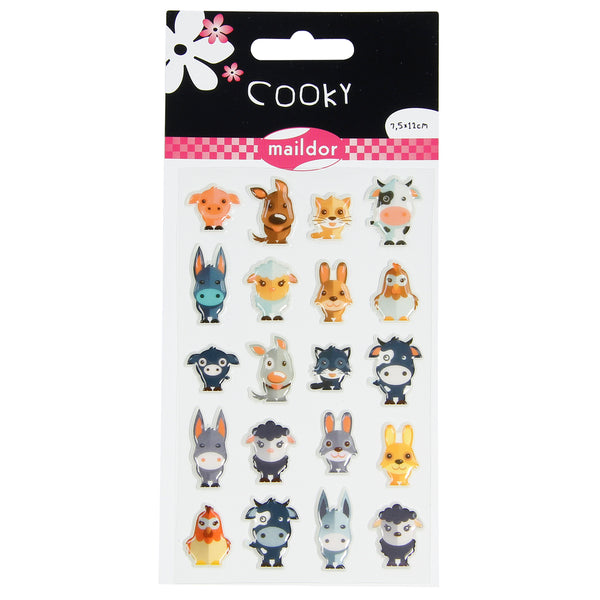 Maildor Sticker Cooky