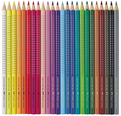Faber-Castell Colour Grip Buntstift Einzelfarben