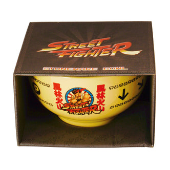 Schale Street Fighter Capcom