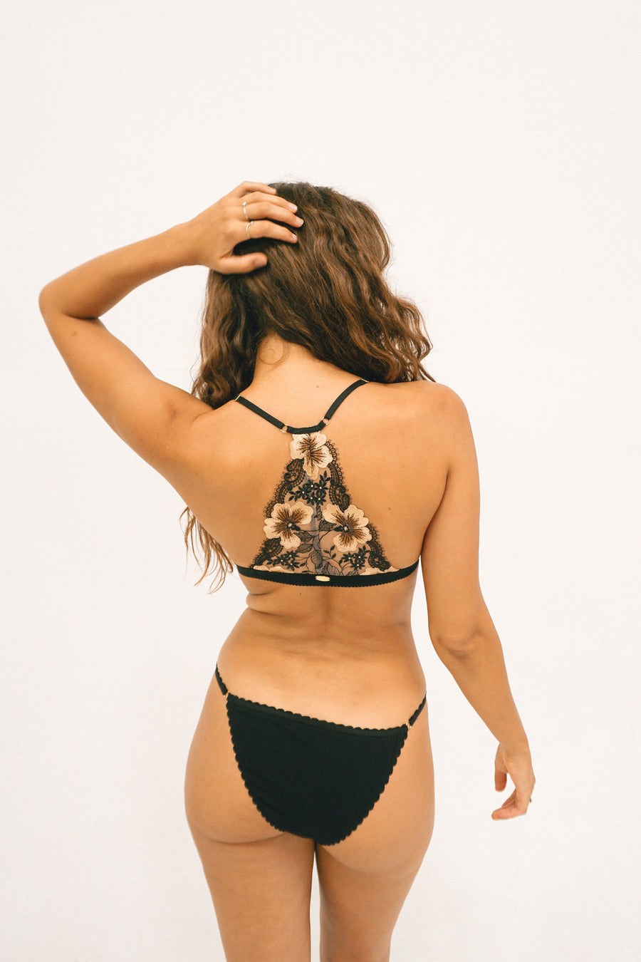 Bernie Full Back Bralette