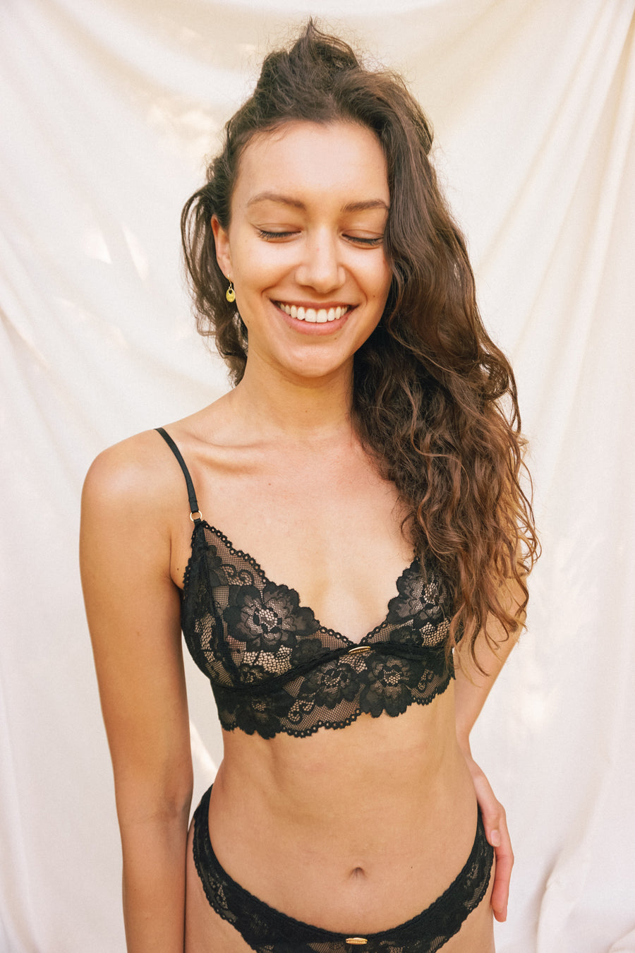 Brooklyn Midline Bralette
