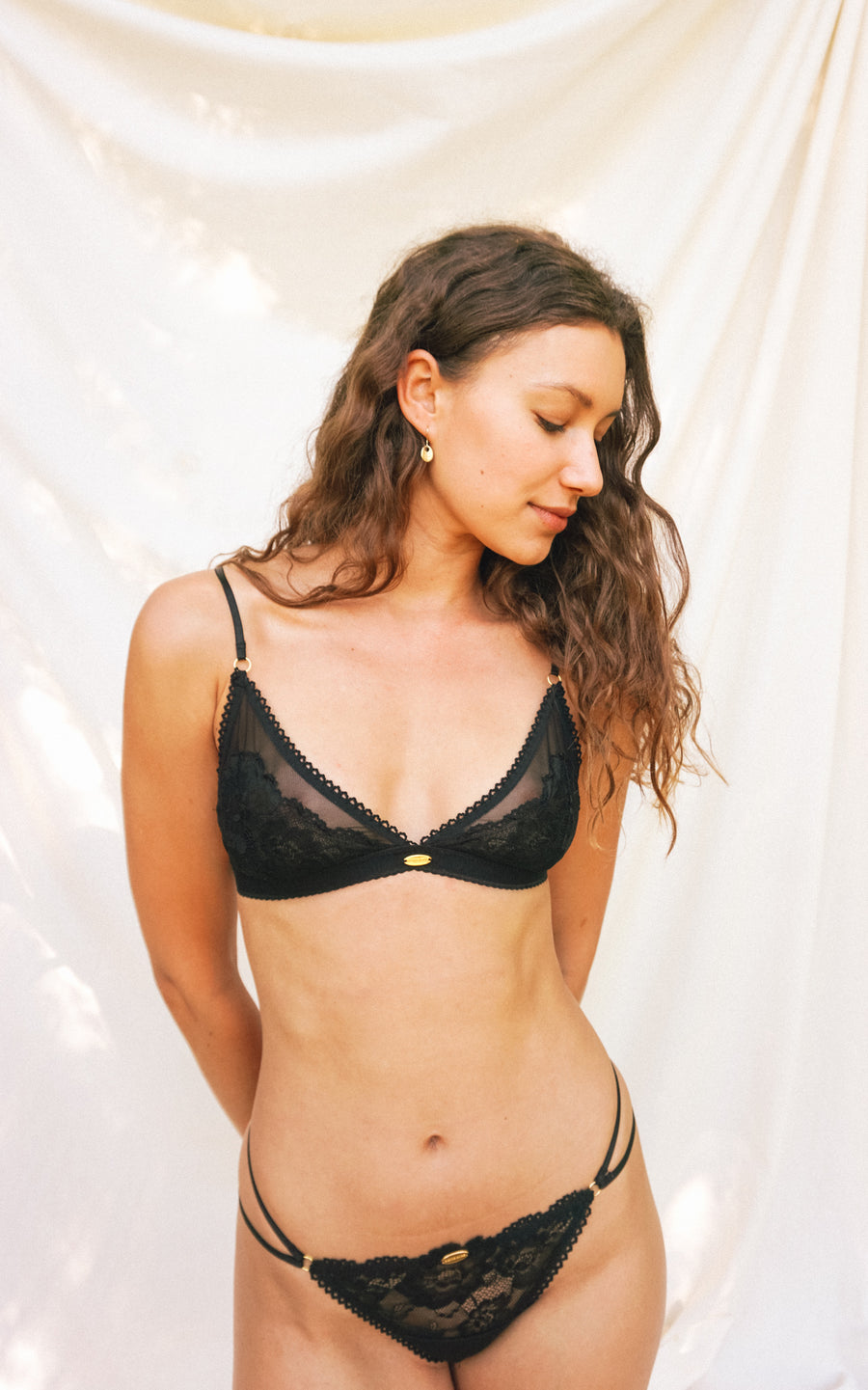 Brooklyn Soft Cup Bralette