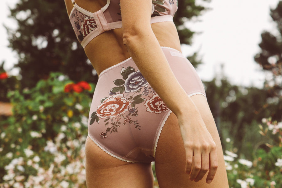 Melody High Waist Knicker