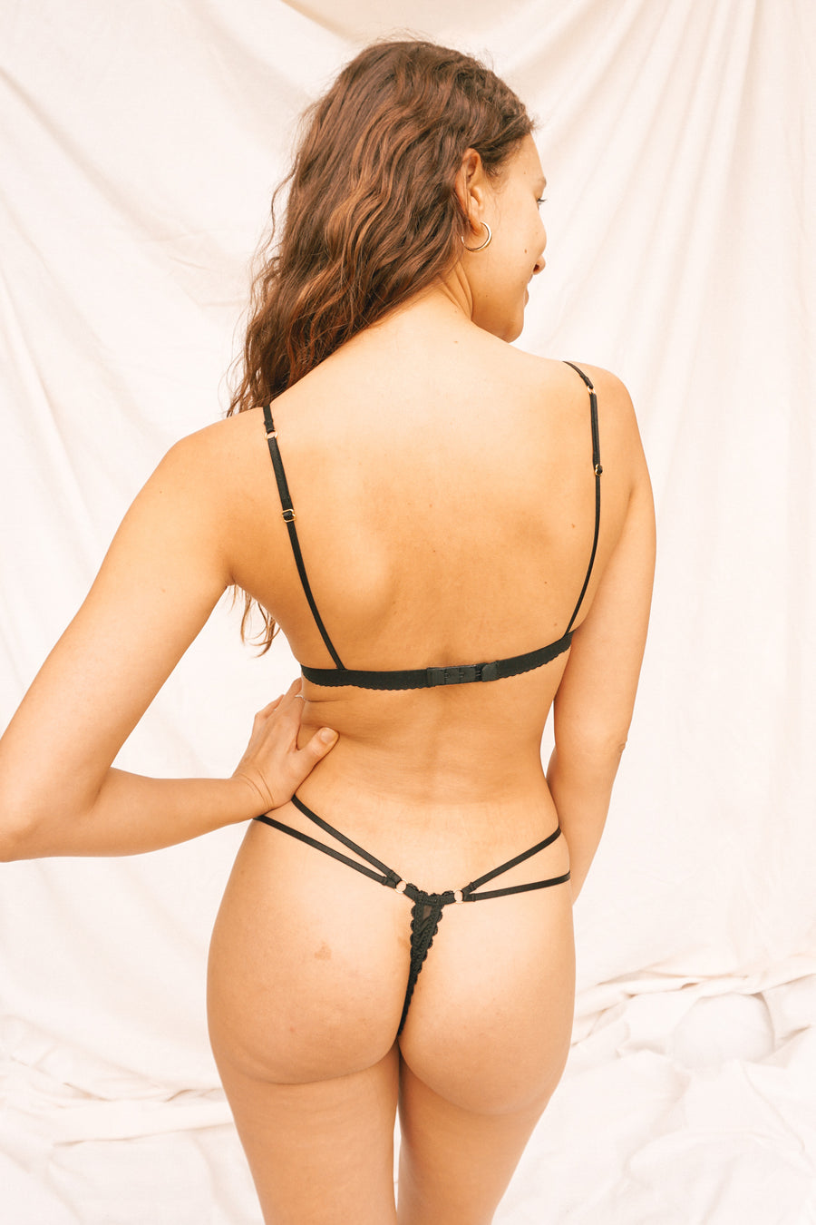 Holly String Knicker