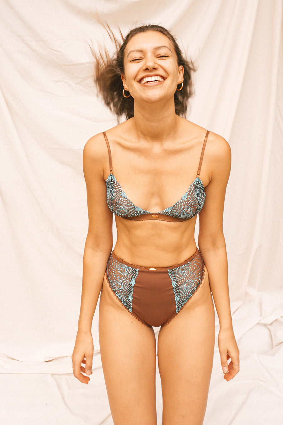 Maple Triangle Bralette