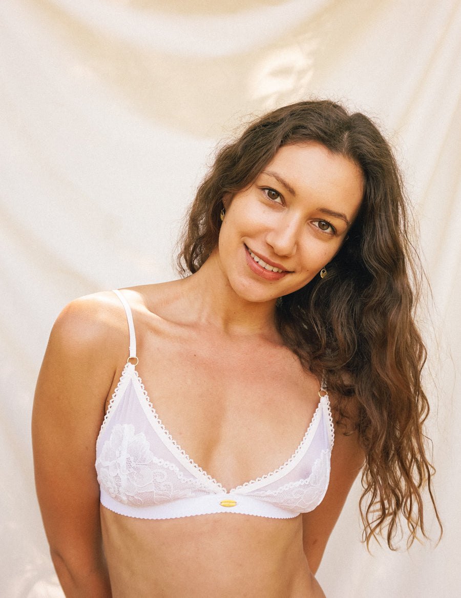 Zoe Soft Cup Bralette