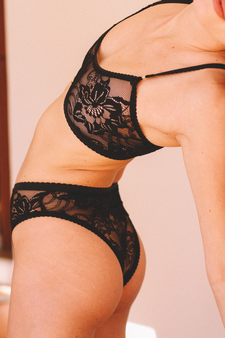 Freya Knicker Black