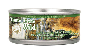 Taste of the Wild Canned Cat