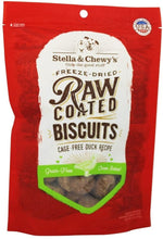 Load image into Gallery viewer, Stella & Chewy's Raw Coated Kibble Biscuits Grass Fed