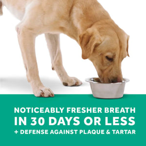 Fresh Breath by TropiClean Oral Care Water Additive for Pets, 16oz