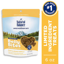 Load image into Gallery viewer, Natural Balance Belly Bites Treat 6oz
