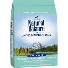 Load image into Gallery viewer, Natural Balance LID Formula Dry Dog Food