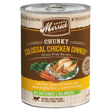 Load image into Gallery viewer, Merrick Chunky Dinner 12.7 oz