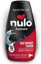 Load image into Gallery viewer, Nulo Hydrate Water Enhancer for dogs - 1.62 ounces