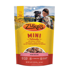 Load image into Gallery viewer, Zuke's Mini Naturals Recipe