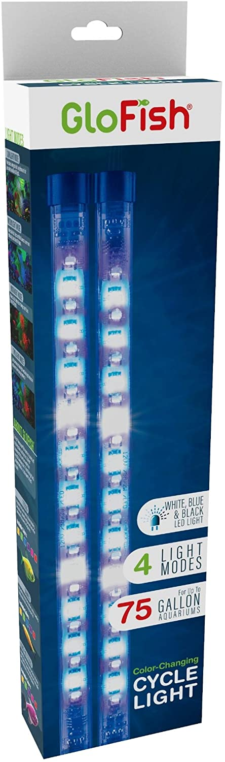 Glofish Four Mode Cycle Light for Interactive Aquariums