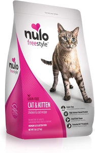 Nulo Freestyle Dry Cat Food - 5 lbs