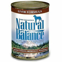Load image into Gallery viewer, Natural Balance Ultra Premium Formula Canned Dog Food