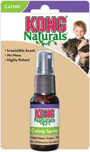 Load image into Gallery viewer, KONG - Naturals Catnip Spray for Cats - 1 Fluid Ounce