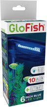 Load image into Gallery viewer, GloFish Blue LED Light 6 Inch