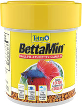 Load image into Gallery viewer, Tetra Betta Floating Mini Pellets for Bettas, 1.02 oz