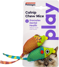Load image into Gallery viewer, Petstages Catnip and Dental Health Cat Toys