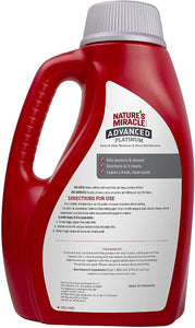 Nature's Miracle Advanced Dog Stain & Odor Eliminator
