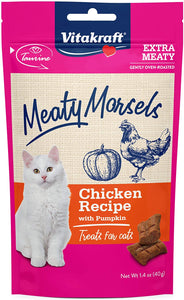Vitakraft Meaty Morsels Chicken Recipe