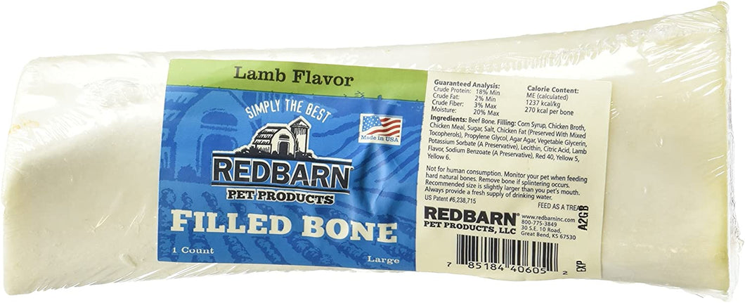 Red Barn Lamb Filled Bone 6