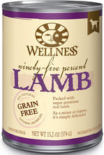 Load image into Gallery viewer, Wellness Canned Dog 95% 13.2 oz