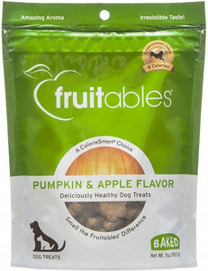Fruitables 9 Flavor Crunchy Dog Treats, 7-oz bag