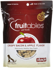 Load image into Gallery viewer, Fruitables 9 Flavor Crunchy Dog Treats, 7-oz bag