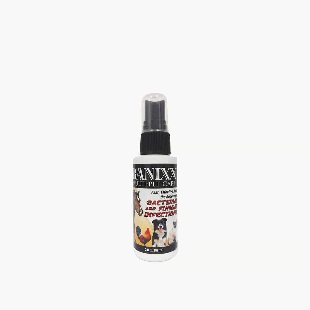 Banixx Horse & Pet Care Antibacterial & Antifungal Spray