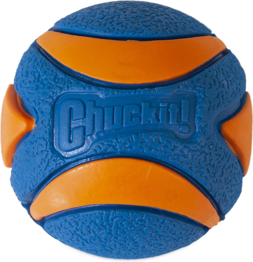 Chuckit! Ultra Squeaker Ball Tough Dog Toy Small
