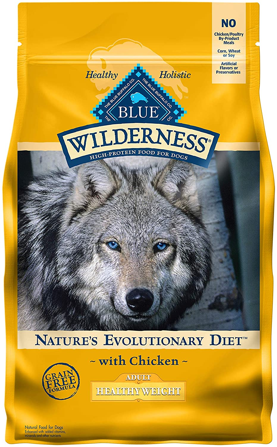 Blue Buffalo Wilderness High Protein Dry Dog Food