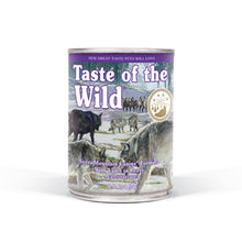 Load image into Gallery viewer, Taste of the Wild Canned Dog 13.2 oz