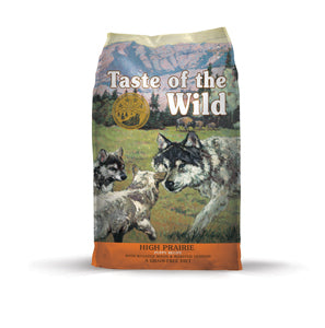 Taste of the Wild Grain-Free Dry Dog Food