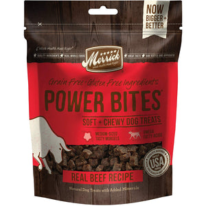 MERRICK POWER BITES RECIPE 6 OZ