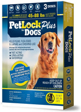Load image into Gallery viewer, PETLOCK + SECURITY DOG - 3 DOSES
