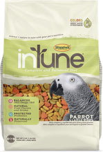 Load image into Gallery viewer, Higgins Intune Parrot and Large Bird Food, 3Lb