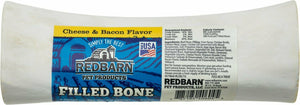 Red Barn Filled Bone Cheese/Bacon 6""