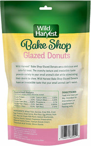 Wild Harvest Glazed Donuts Small Animal Treats, 2.2 oz